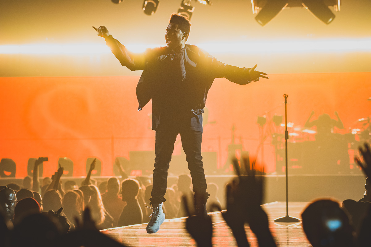 The Weeknd – 05-24-17 – Starboy: Legend of the Fall 2017 World Tour, The Palace Of Auburn Hills, Auburn Hills, MI