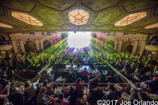 Umphrey's McGee – 02-04-17 – The Fillmore, Detroit, MI