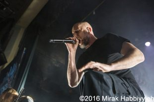 Meshuggah – 10-29-16 – Majestic Theater, Detroit, MI
