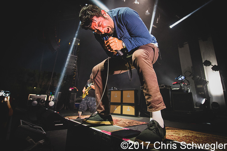 Deftones – 06-10-17 – Michigan Lottery Amphitheatre at Freedom Hill, Sterling Heights, MI