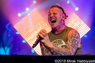 Stone Sour – 02-10-18 – EMU Convocation Center, Ypsilanti, MI