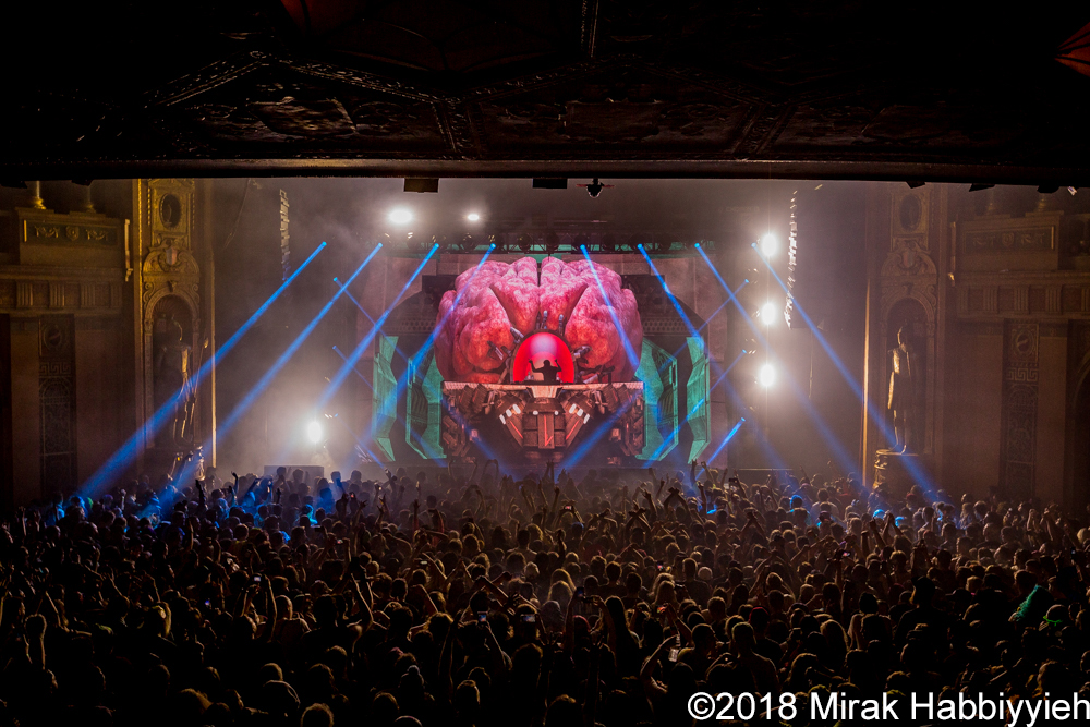 Excision - 02-16-18 - The Fillmore, Detroit, MI