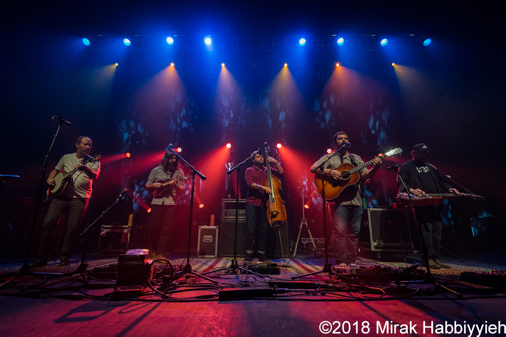 Greensky Bluegrass - 02-09-18 - The Fillmore, Detroit, MI