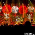 Judas Priest – 03-31-18 – The Masonic Temple, Detroit, MI