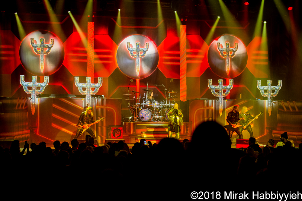 Judas Priest – 03-31-18 – The Masonic Temple, Detroit, MI