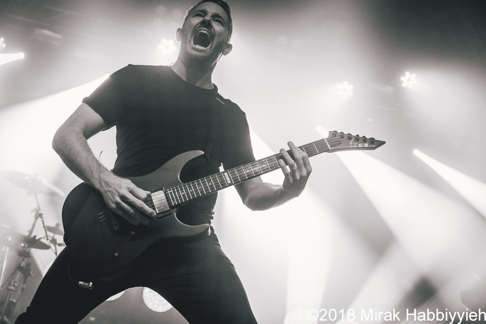 Parkway Drive – 05-09-18 – The Intersection, Grand Rapids, MI