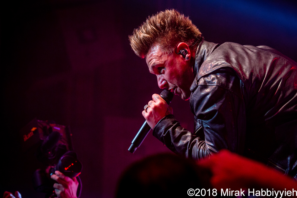Papa Roach - 04-19-18 - The Fillmore, Detroit, MI