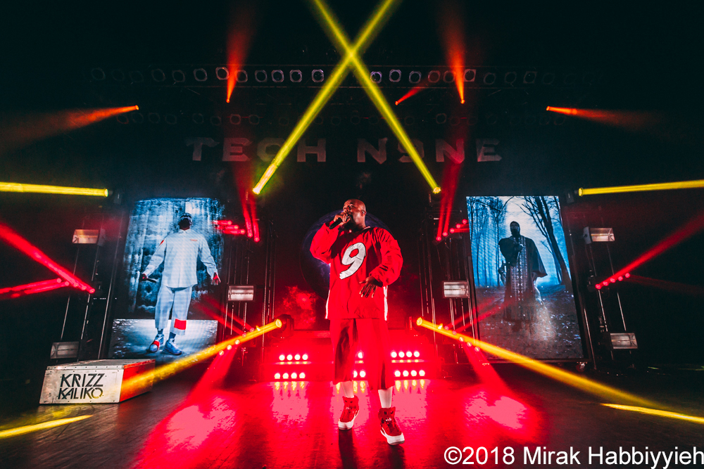 Tech N9ne - 06-03-18 - The Fillmore, Detroit, MI