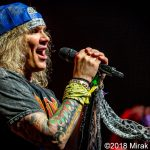 Steel Panther – 12-02-18 – The Fillmore, Detroit, MI