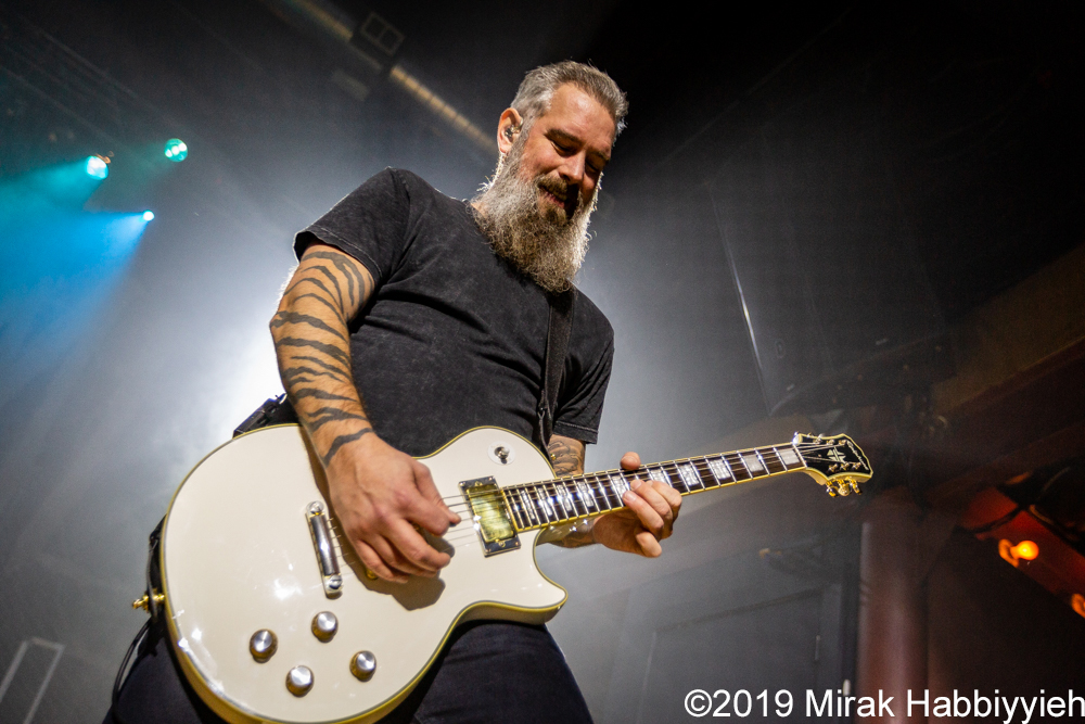 In Flames – 3-07-19 – The Crofoot, Pontaic, MI