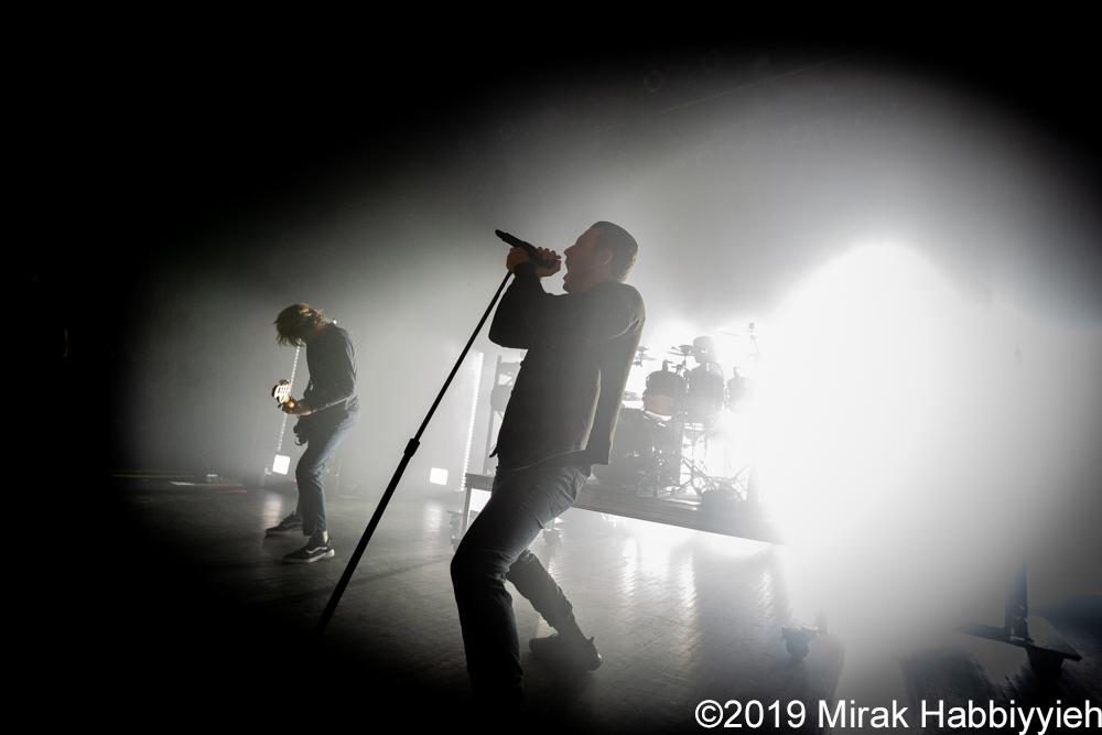 Parkway Drive – 5-15-19 – The Fillmore, Detroit, MI