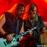 Corrosion Of Conformity – 9-23-19 – St. Andrew's Hall, Detroit, MI