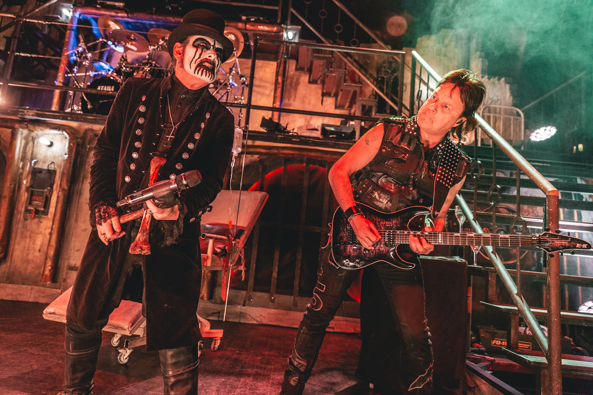 King Diamond – 11-14-19 – The Fillmore, Detroit, MI