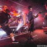 Static-X – 11-27-19 – The Machine Shop, Flint, MI