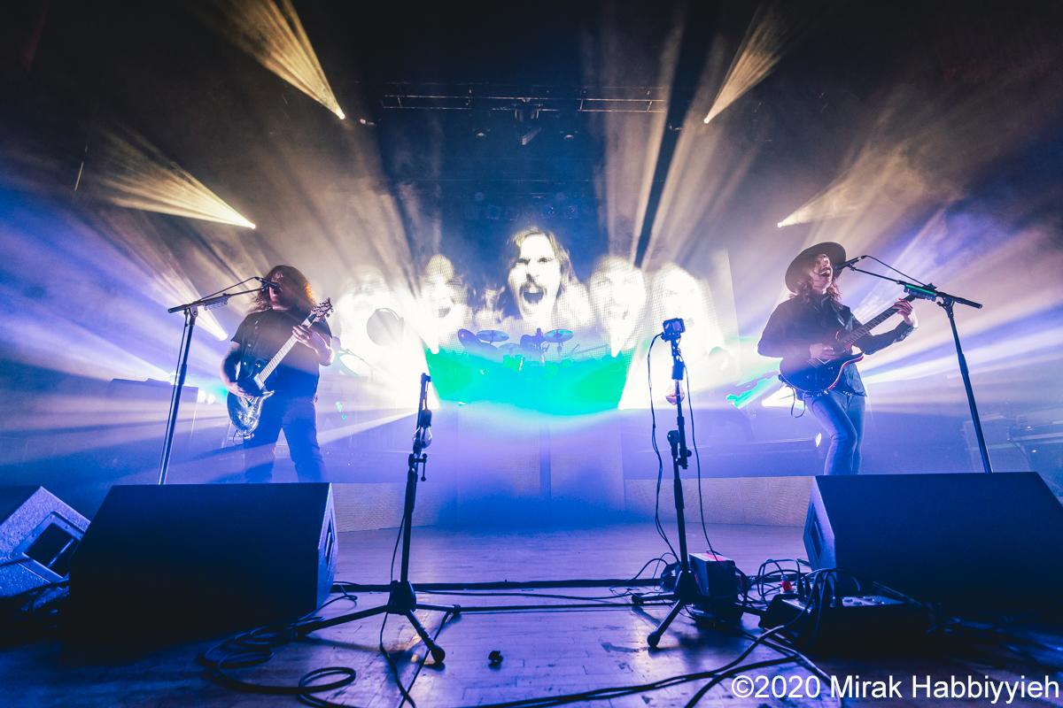 Opeth – 02-15-20 – Royal Oak Music Theatre, Royal Oak, MI