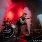 From Ashes To New – 08-29-21 – St. Andrew's Hall, Detroit, MI